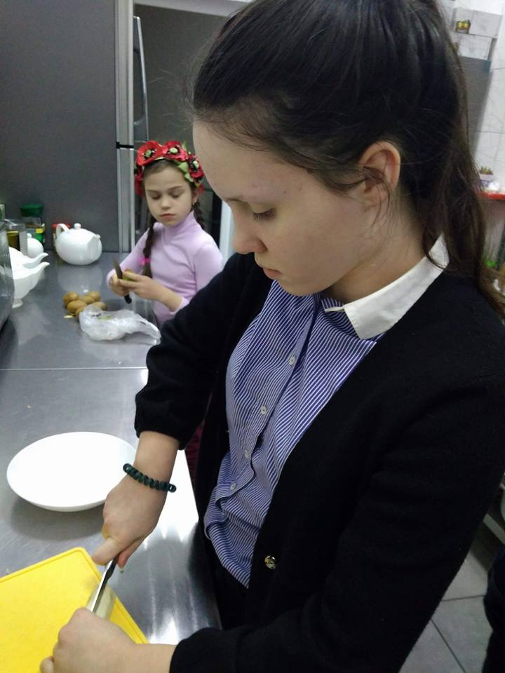 Колодій на Українському подвір'ї