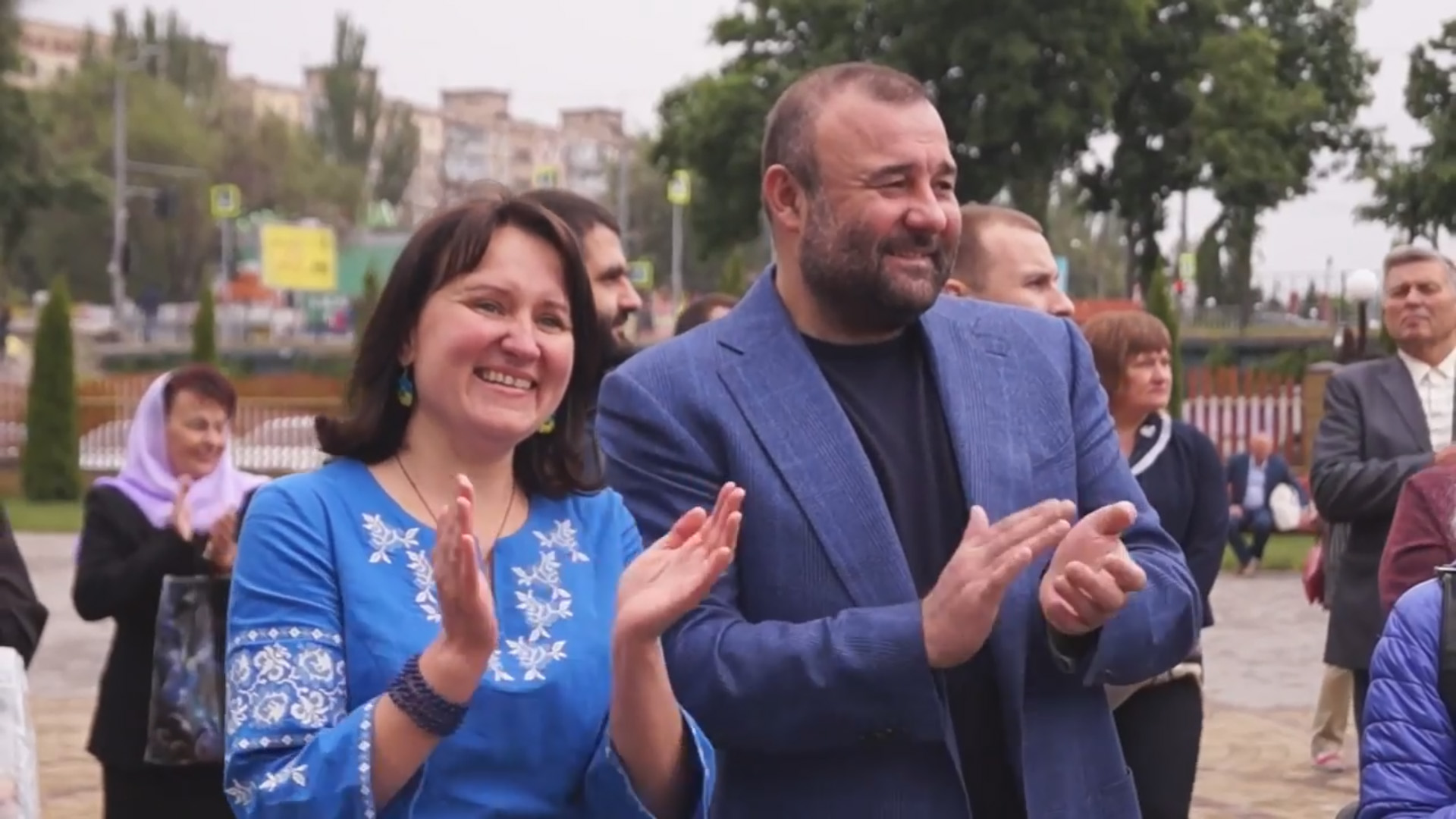 Дніпро відзначив свято Міжнародного Дня Матері ! (Україна.2018)