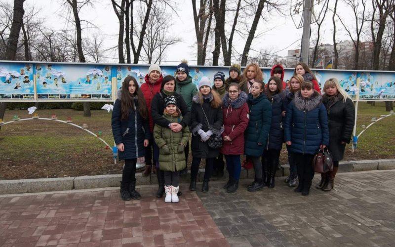 Річниця розстрілів на Майдані