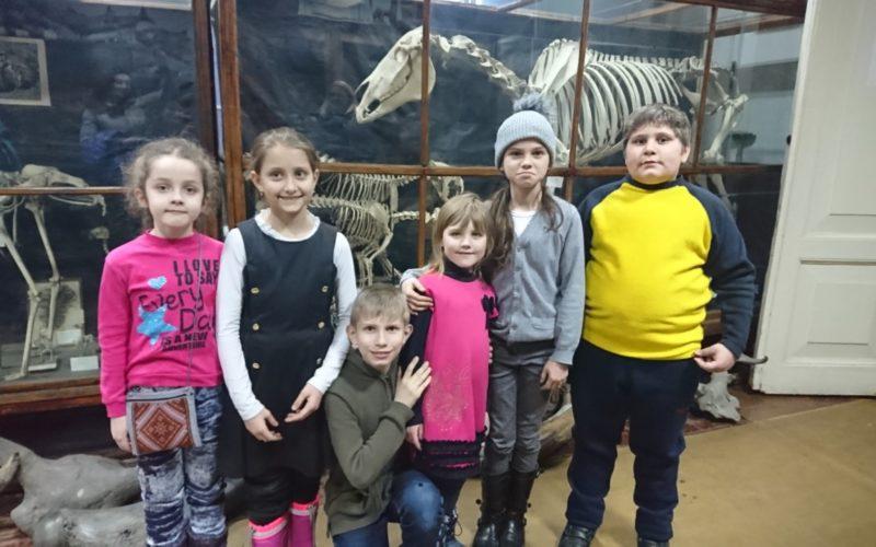 Екскурсія до Зоологічного музею ДНУ ім. Олеся Гончара