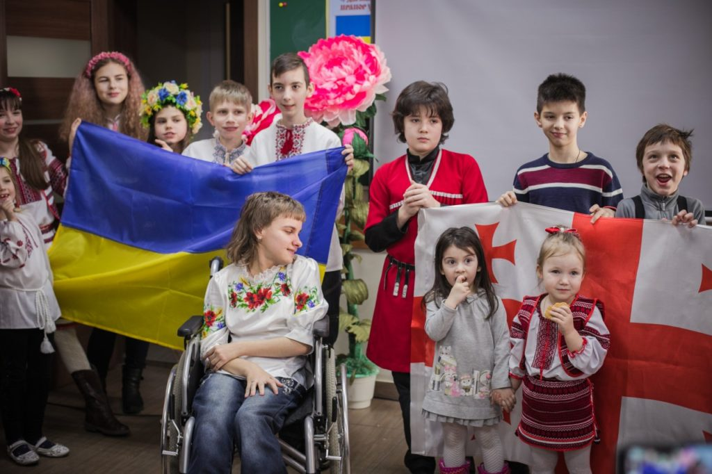 Свято українсько-грузинської культури